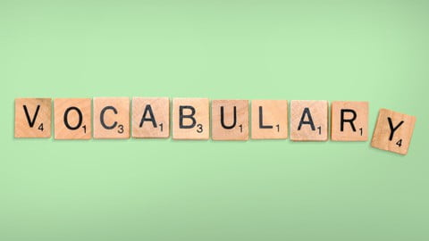 English Vocabulary - Essential Words For English Speaking