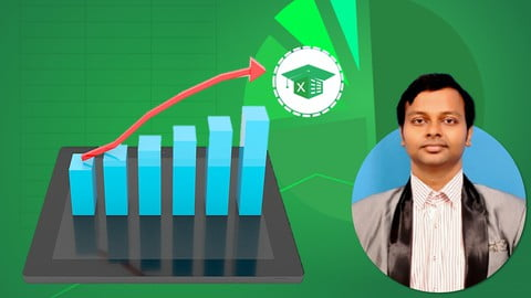 Excel Microsoft Excel - 5 Levels Mastery Course 19+ hours