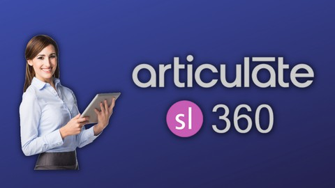 Create Articulate Storyline 360 eLearning Course || Mastery